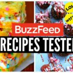 BUZZFEED FOOD RECIPES TESTED: DIY New Years Eve Snacks & Desserts ..
