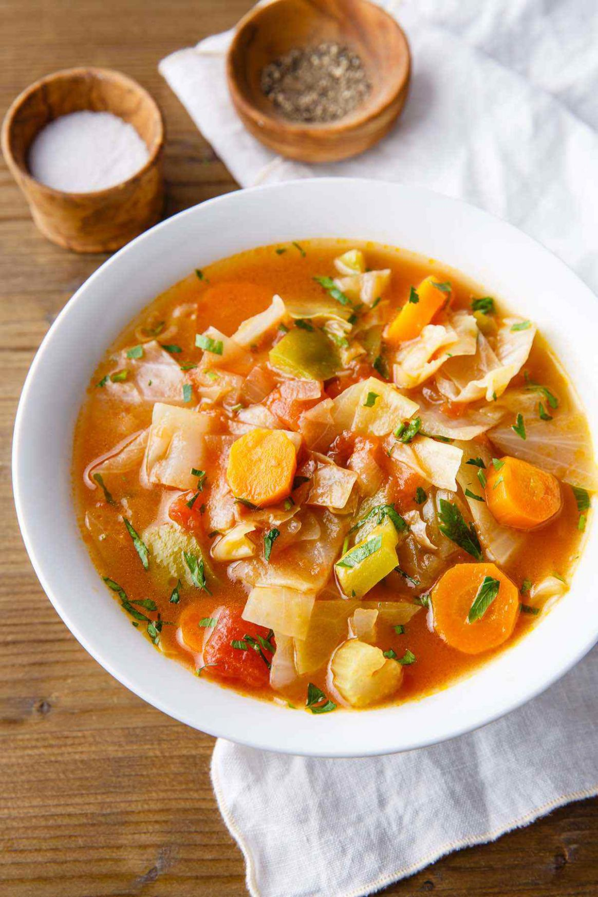 Cabbage Weight Loss Soup (Cozy, Comforting and Nutritious) - Soup Recipes For Weight Loss