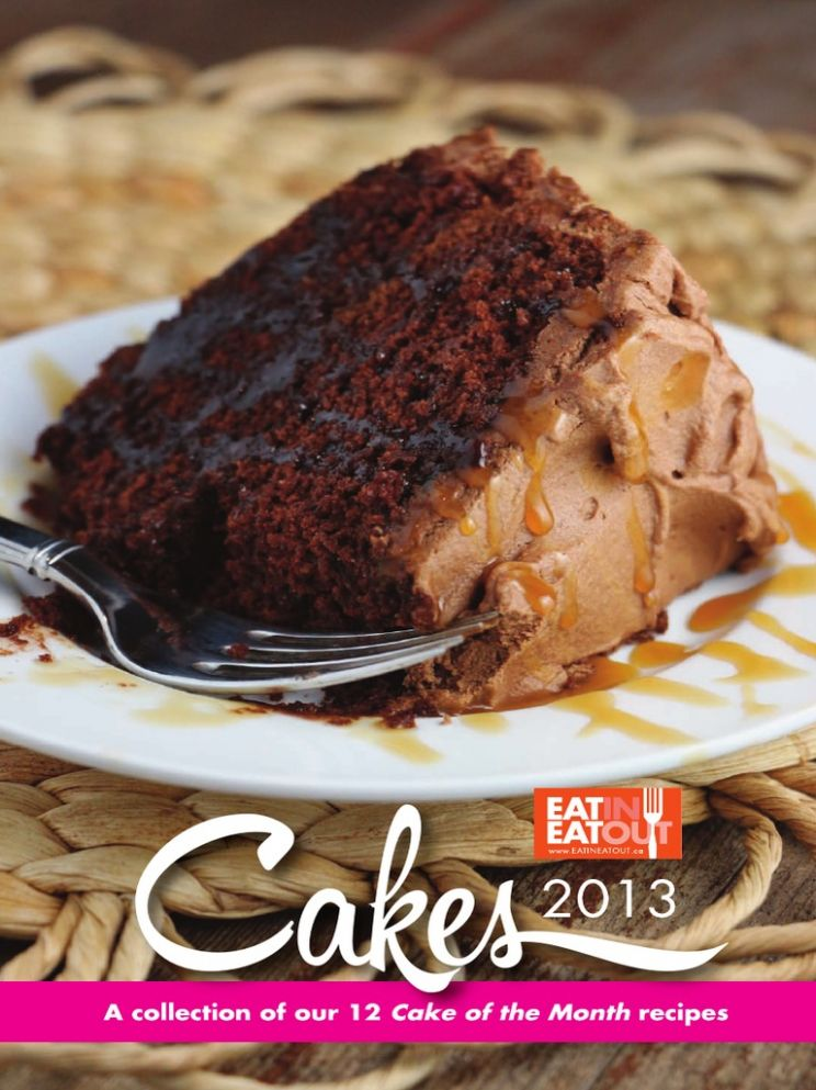 Cake of the Month Recipe Book