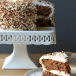 Carrot Cake With Cream Cheese Frosting (gluten Free, Grain Free, Soy Free,  Vegan) – Cake Recipes Gluten And Dairy Free