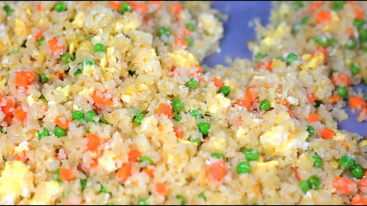 Cauliflower Fried Rice Recipe - Cauliflower Rice Recipes Youtube
