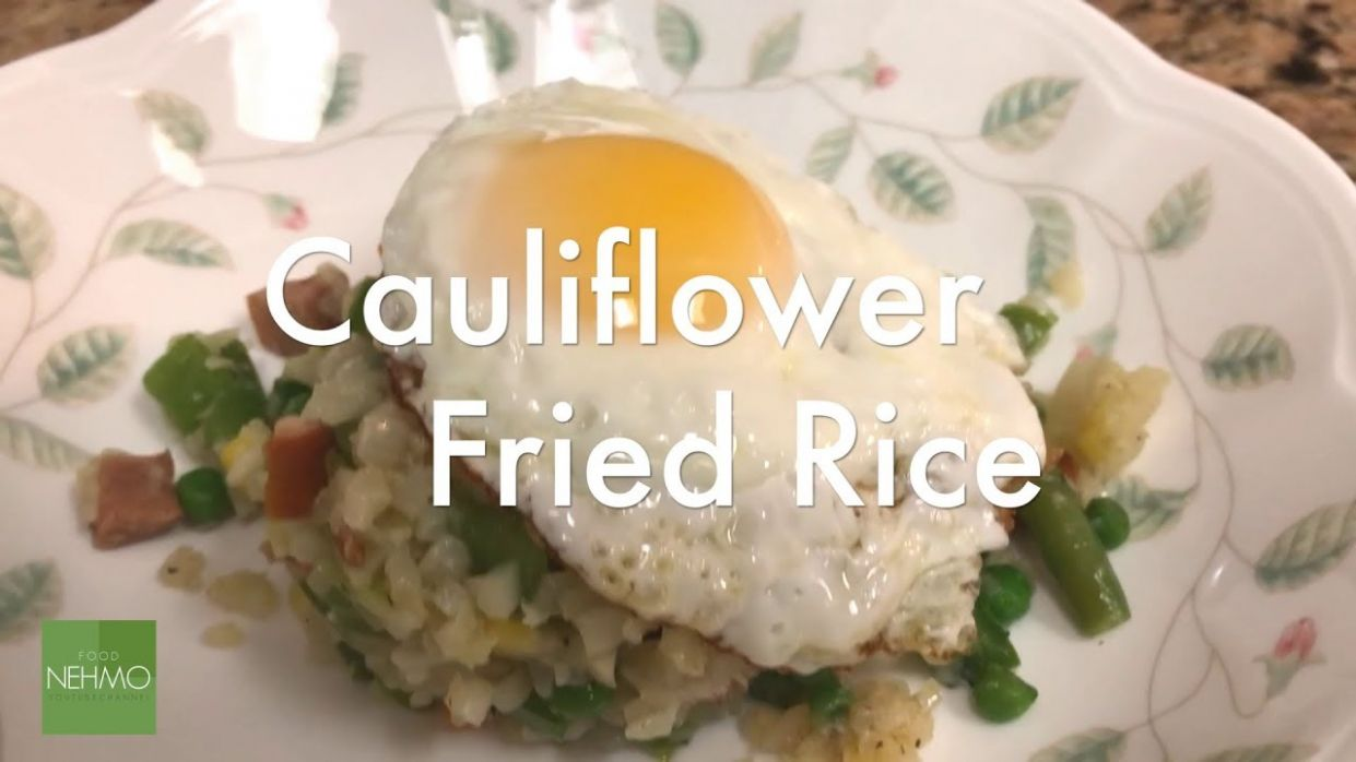 Cauliflower Rice Recipe - Cauliflower Rice Recipes Youtube