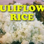 Cauliflower Rice Without Food Processor | How To Make Cauliflower Rice  Recipe