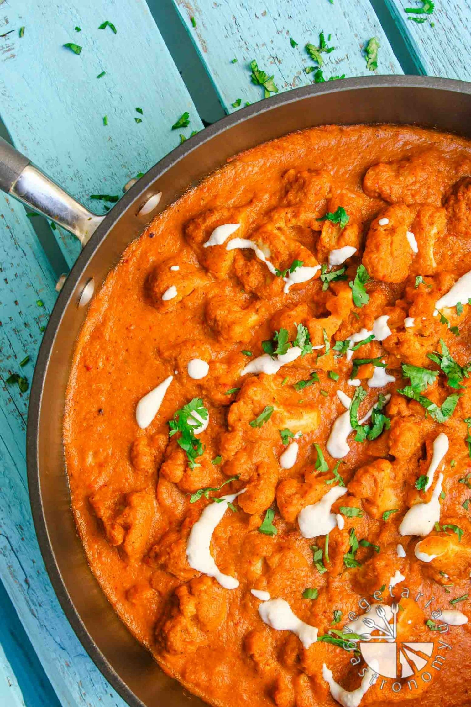 Cauliflower Tikka Masala - Healthy Recipes Vegetarian Indian