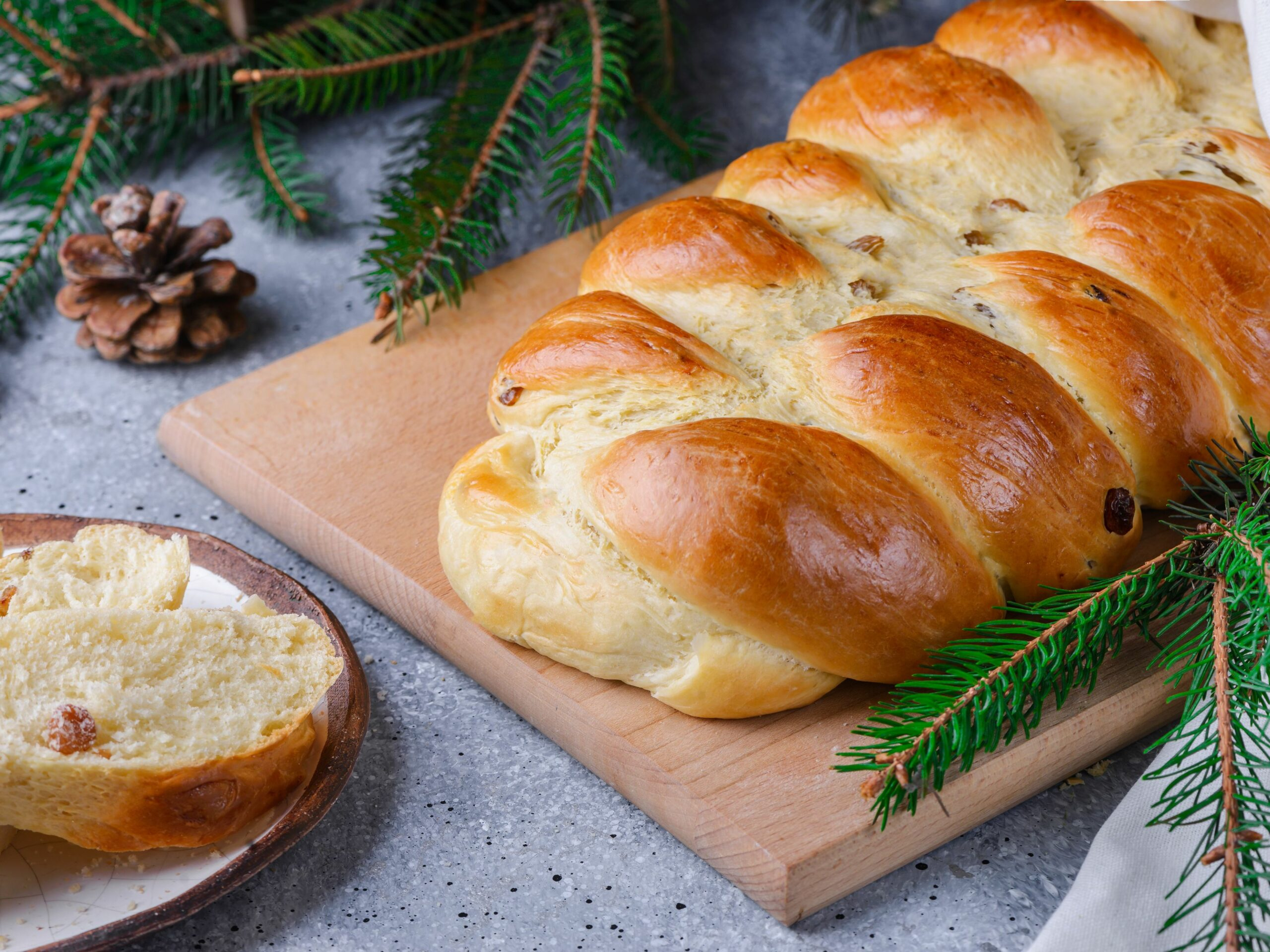 Chalka (Egg-Twist Bread) - Recipe Jewish Egg Bread