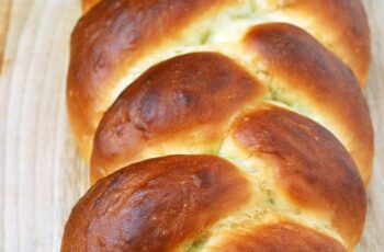 Challah Braid by The Redhead Baker