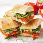 Chargrilled Chicken And Pepper Sandwich – Sandwich Recipes On Ciabatta Bread