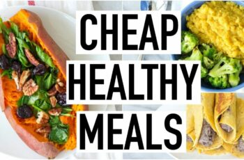 CHEAP HEALTHY MEALS UNDER $10! Healthy & Affordable Recipes! Cooking With  Liv Ep.10