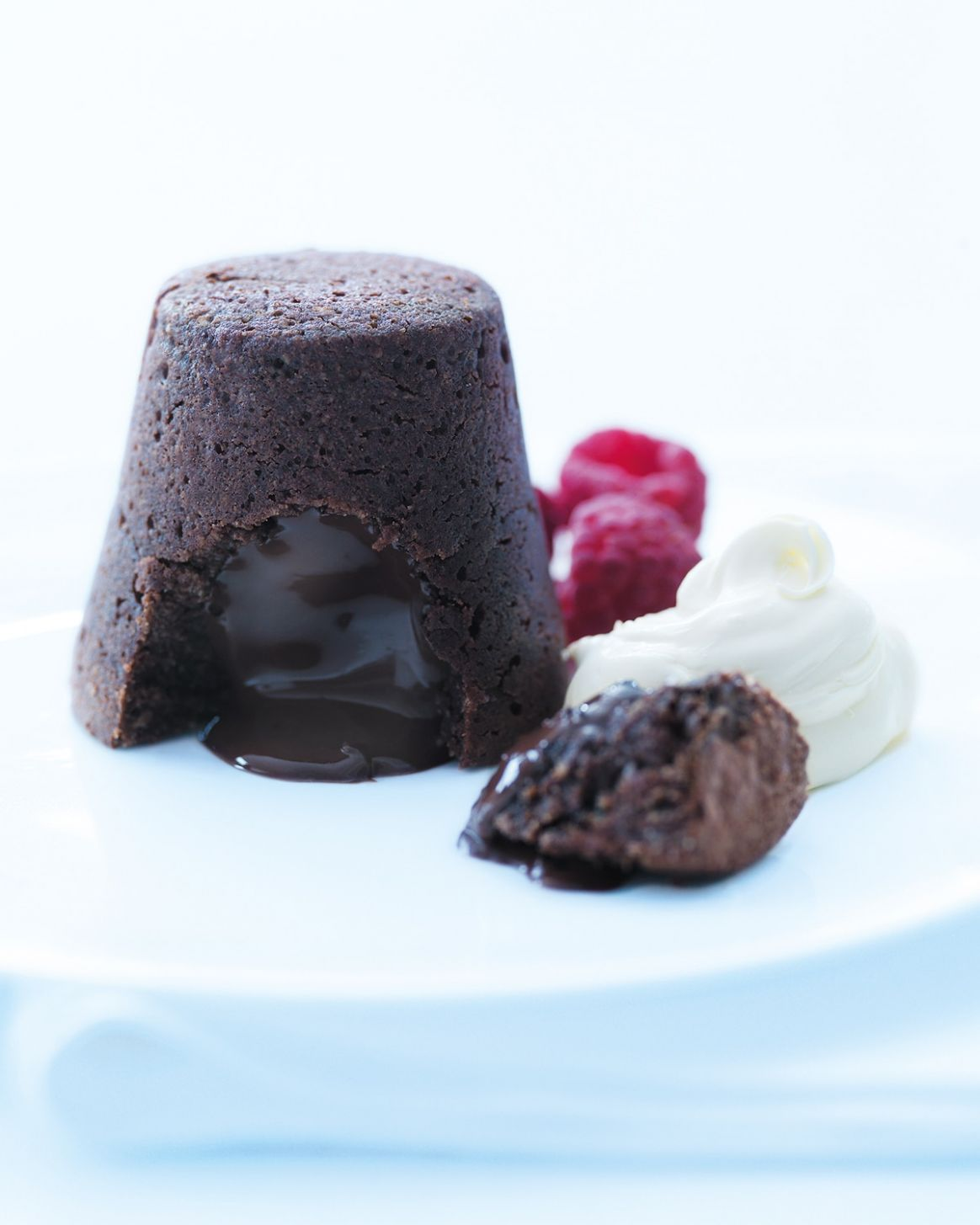 Cheat's chocolate fondant - Recipe Chocolate Fondant