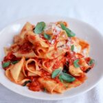 Cheat's Homemade Pappardelle With Quick Tomato Sauce – Recipes Pasta Jamie Oliver