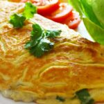 Cheese Omelette | Healthy Egg Omelette – Breakfast Recipe | Kanak's Kitchen – Egg Omelette Recipe