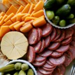 Cheese Platter With Summer Sausage – Recipes Using Summer Sausage