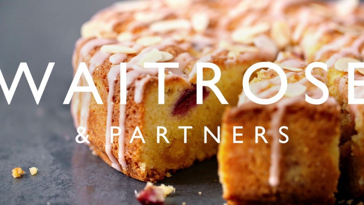 Cherry Bakewell Cake | Waitrose & Partners
