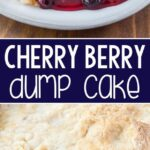 Cherry Berry Dump Cake – Crazy For Crust – Recipes Cake Mix And Pie Filling
