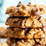 Chewy Healthy Oatmeal Chocolate Chip Cookies (Vegan, Gluten Free,  Dairy Free, Refined Sugar Free) – Healthy Recipes Cookies