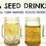 Chia Seed Drinks For Weight Loss & Curb Hunger | Joanna Soh – Recipe For Weight Loss Using Chia Seeds