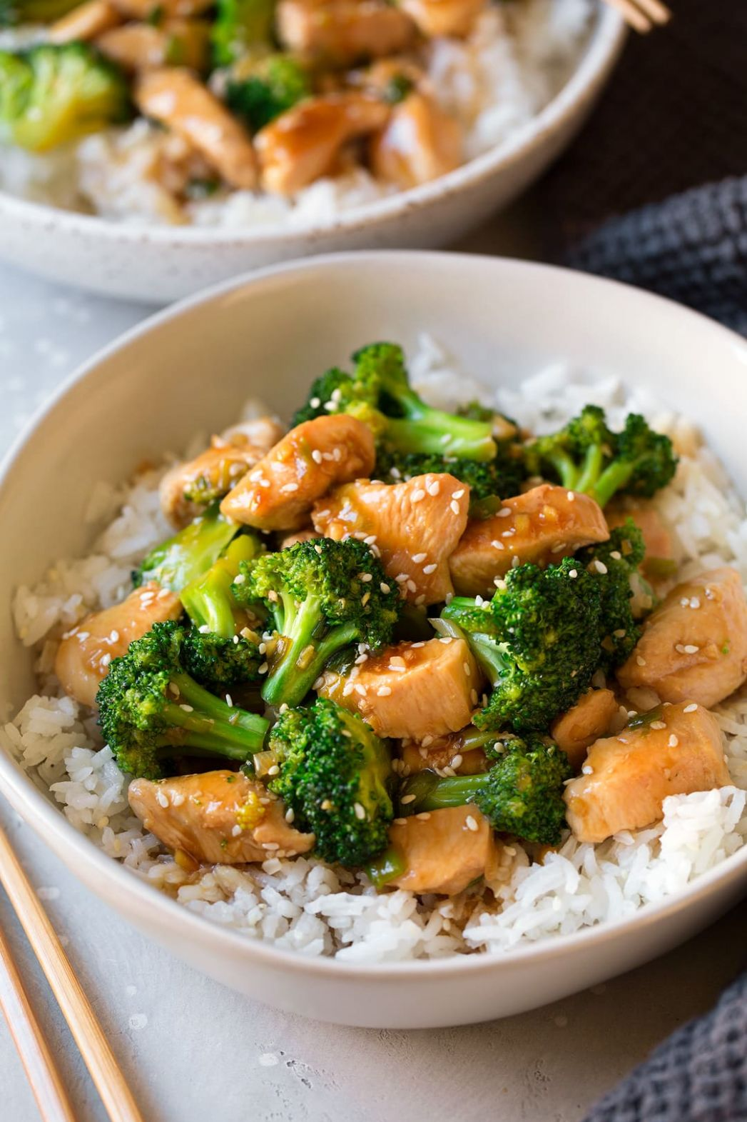 Chicken and Broccoli Stir-Fry - Recipes Chicken Broccoli