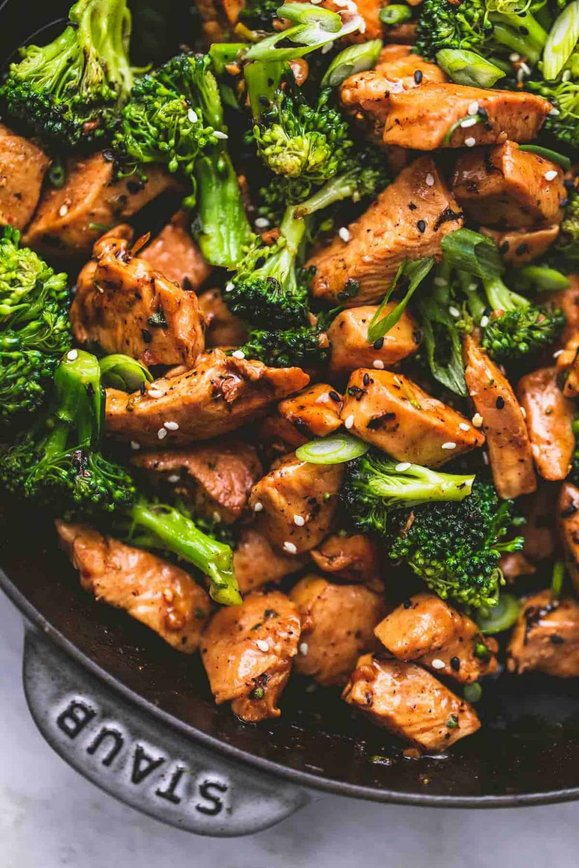 Chicken and Broccoli Stir Fry - Recipes Chicken Broccoli