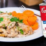 Chicken And Mushroom Bake Recipe – Cooking With Cream Of Mushroom Soup – Recipes Chicken Breast Mushroom Soup