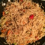 Chicken And Rice Noodle Stir Fry – Recipes Rice Noodles Chicken