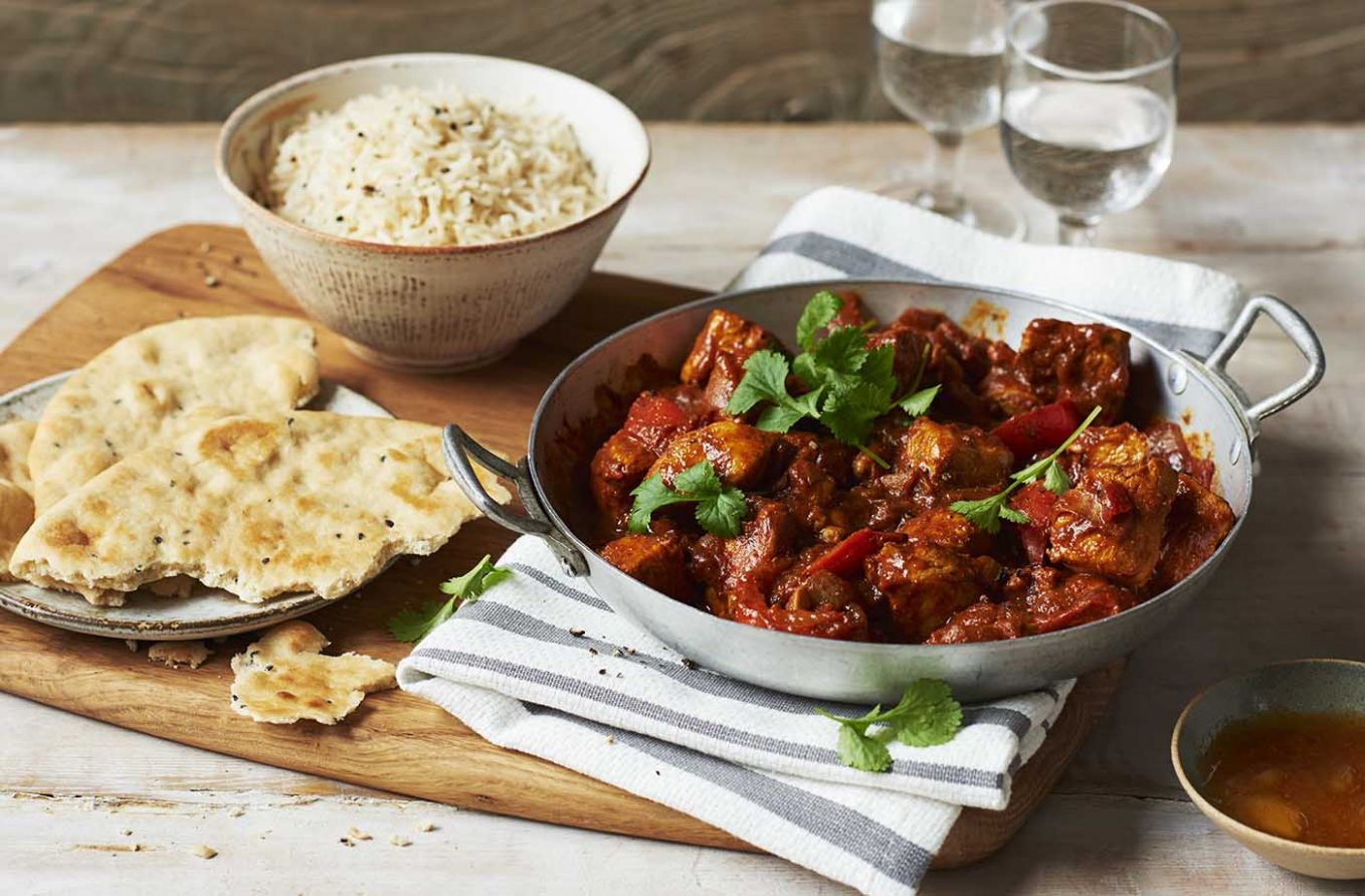 Chicken and tomato spiced curry - Food Recipes Curry