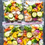 Chicken And Veggie Freezer Packs – Vegetarian Recipes You Can Freeze