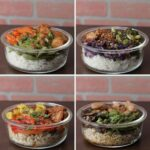 Chicken Bowl Meal Prep 10 Ways | Food, Food Recipes, Meals – Recipes Dinner For 4