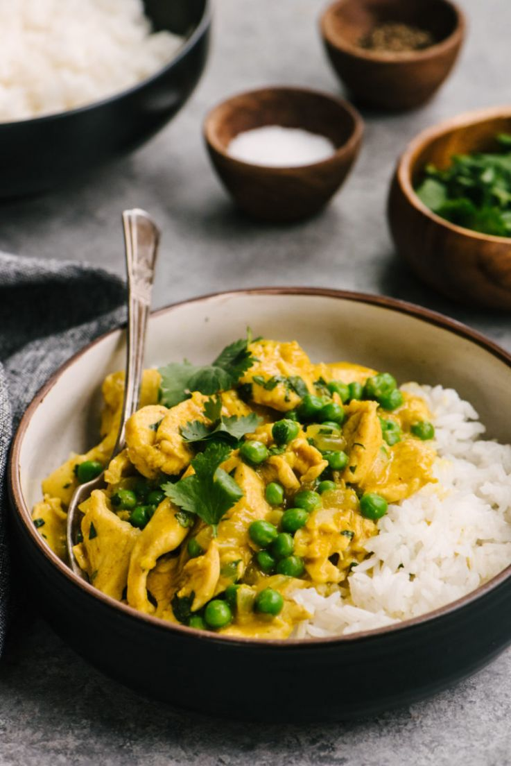 Chicken Curry - Food Recipes Curry