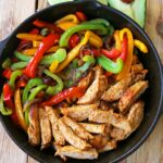 Chicken Fajitas – Recipes Chicken Breast Bell Peppers Onions