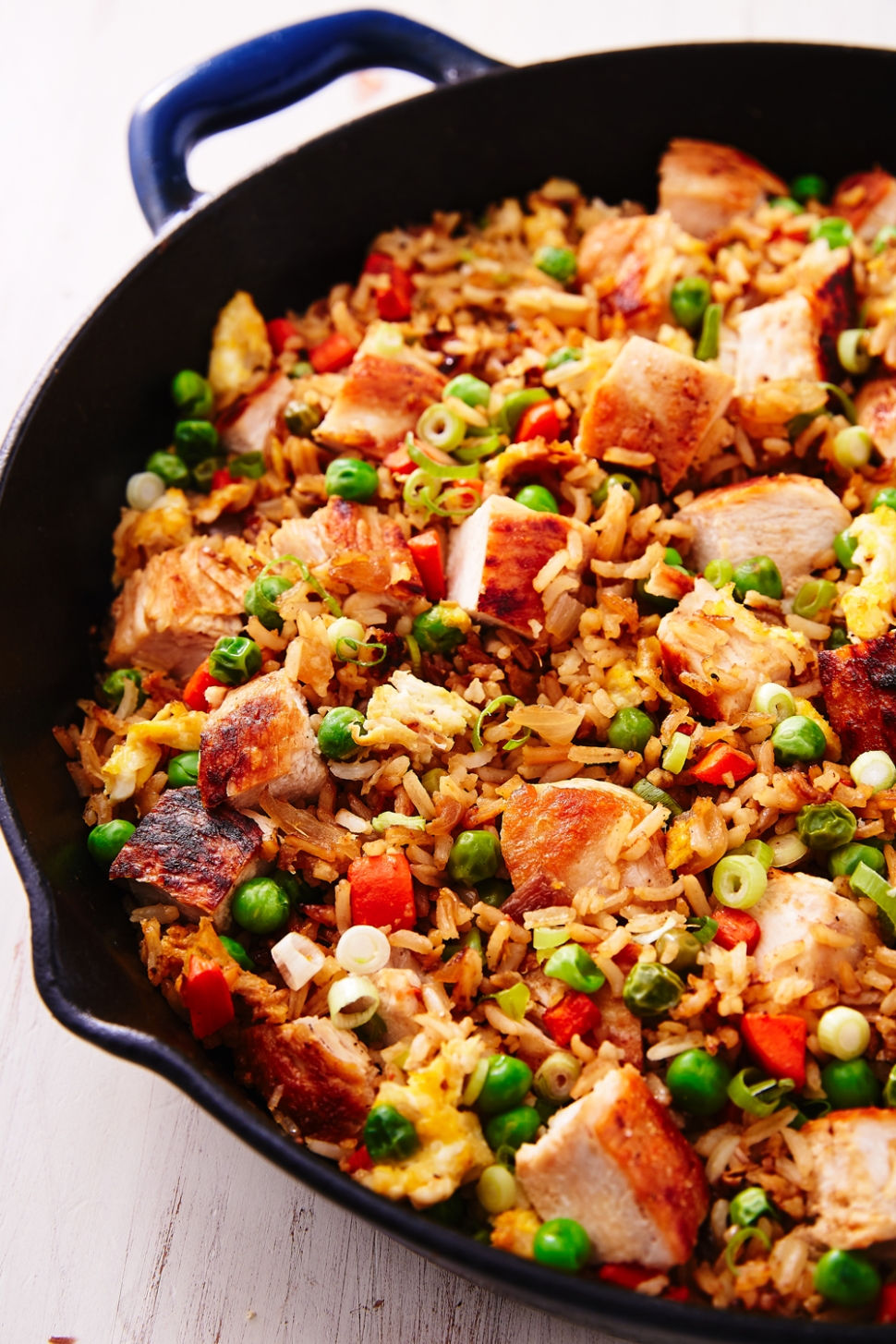 Chicken Fried Rice - Recipes Rice And Chicken