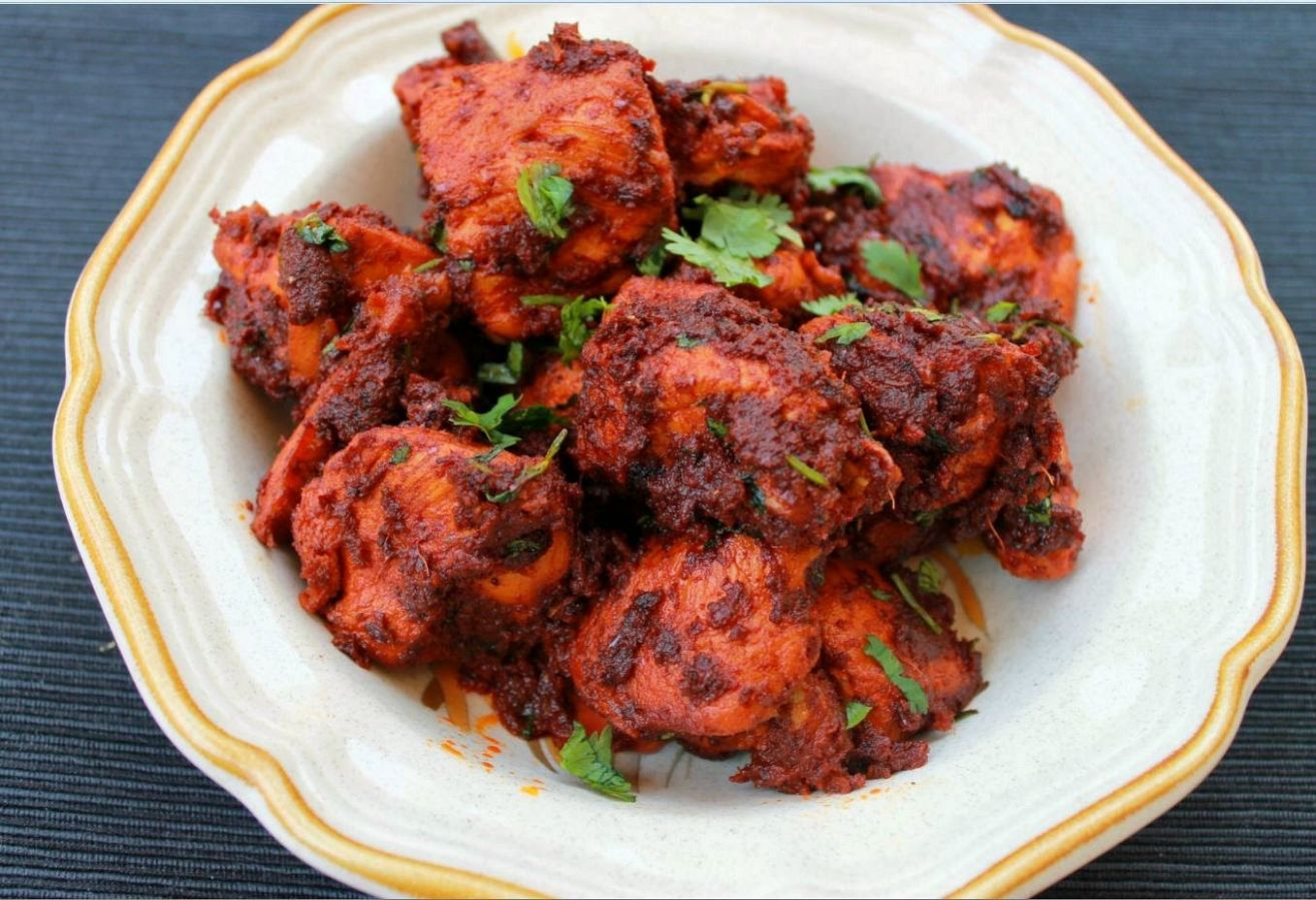 Chicken Fry Masala - Recipes Chicken Fry
