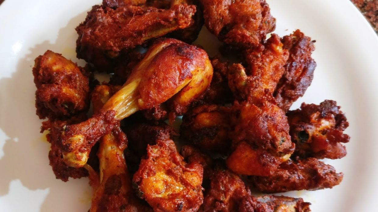 Chicken Fry Recipe | Fried Chicken Kababs | Chicken Fry kababs - Recipes Chicken Fry