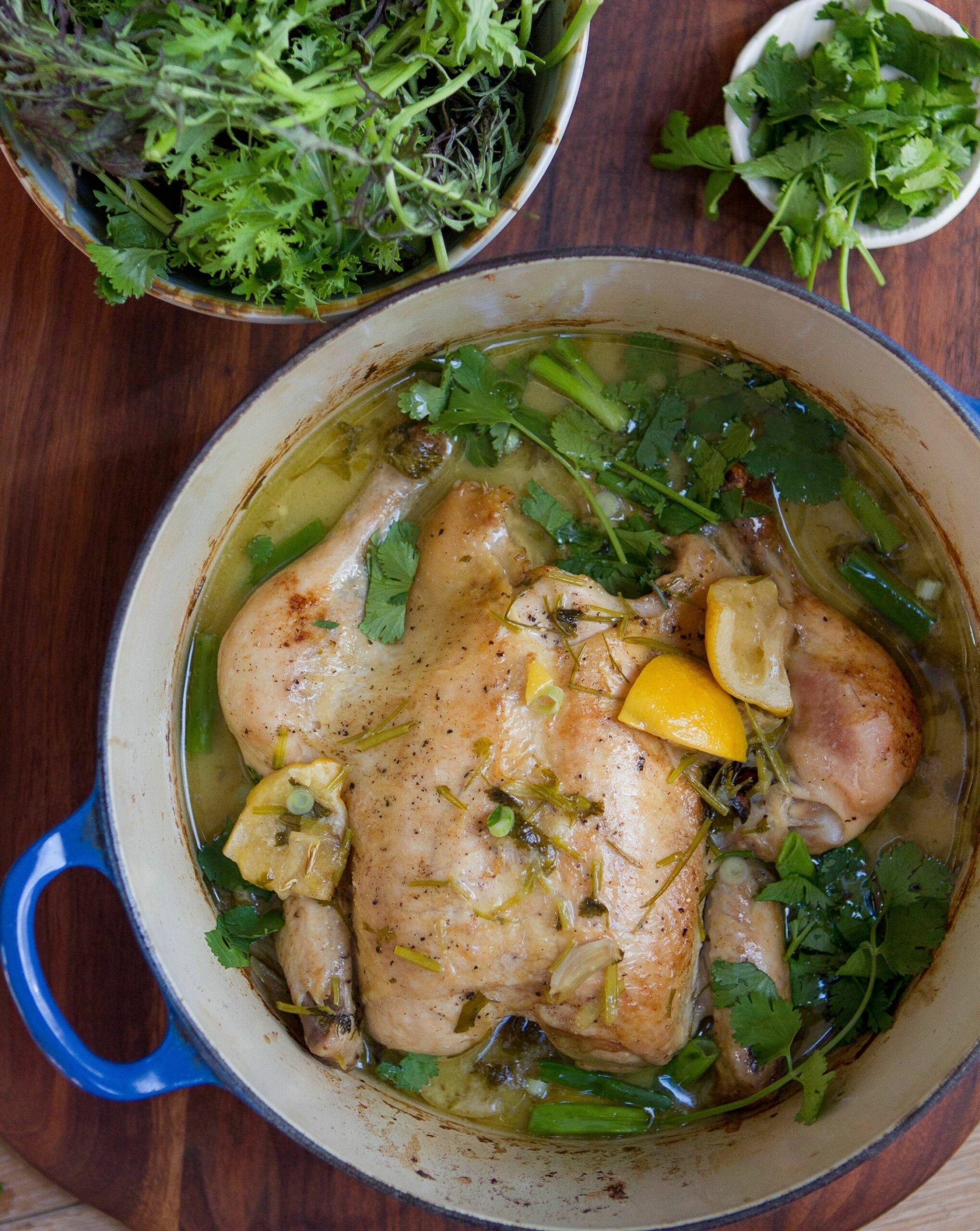 Chicken in Coconut Milk with Lemongrass - Recipes Chicken Jamie Oliver