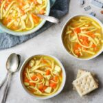 Chicken Noodle Soup For Kids  No Onions & No Green Stuff | Mom's ..