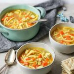 Chicken Noodle Soup For Kids – Soup Recipes Kid Friendly