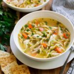 Chicken Noodle Soup – Recipes Chicken Noodle Soup Homemade