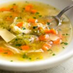 Chicken Noodle Soup – Soup Recipes American