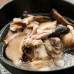 Chicken Soup With Ginger And Shiitake Mushrooms – Recipes Chicken Breast Mushroom Soup
