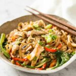 Chicken Stir Fry With Rice Noodles | RecipeTin Eats – Recipes Rice Noodles Chicken