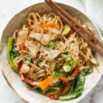 Chicken Stir Fry With Rice Noodles   RecipeTin Eats – Recipes Rice Stick Noodles