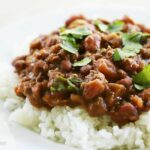 Chili Beans With Rice – Recipes Over Rice