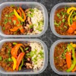 Chilli Beef Meal Prep Recipe – High Protein With Lean Ground Beef – Recipes  By Warren Nash – Weight Loss Recipes Ground Beef