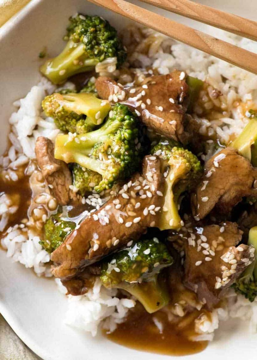 Chinese Beef and Broccoli - Recipes Beef And Broccoli Chinese