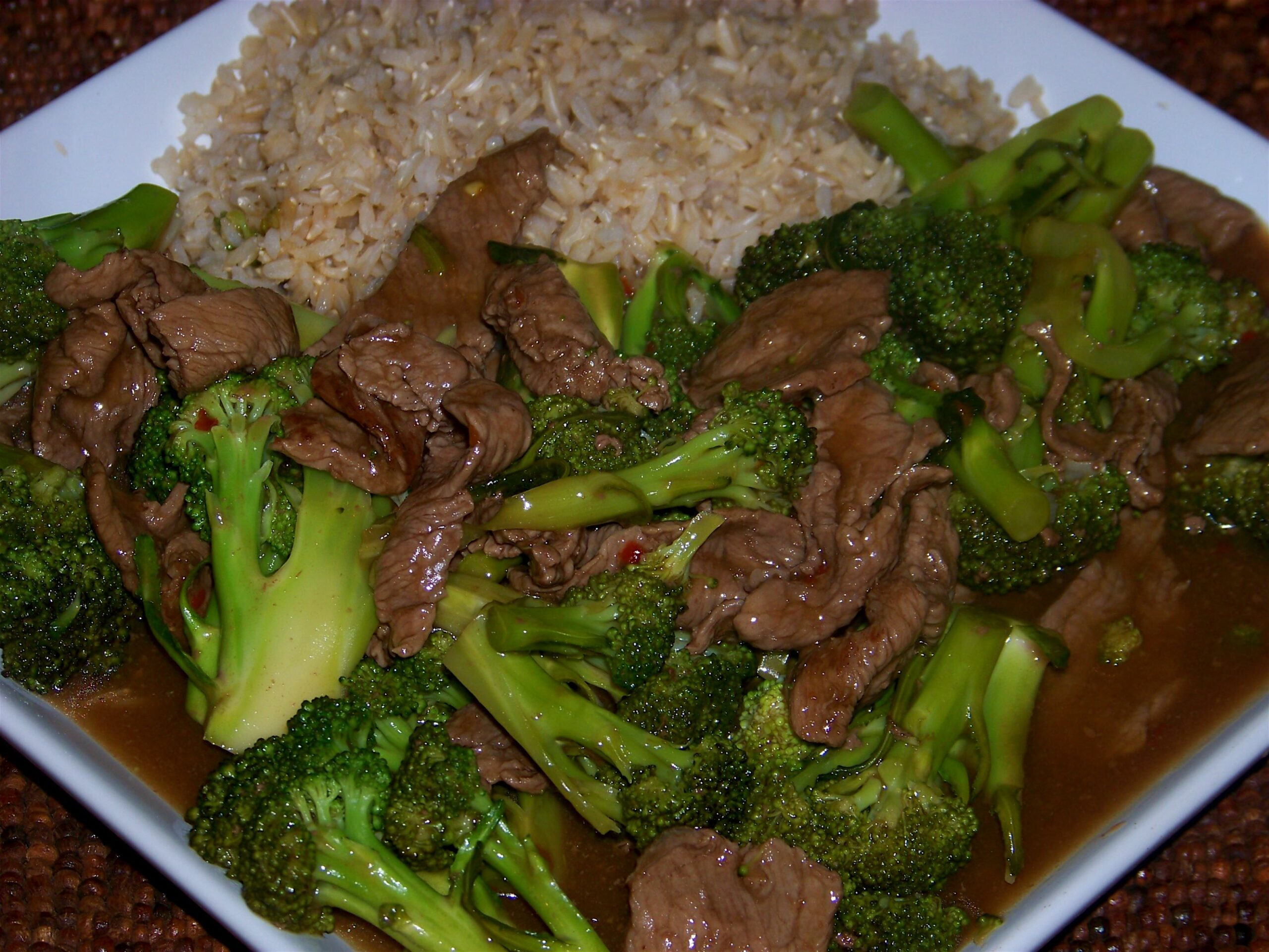 Chinese Beef with Broccoli - Recipes Beef And Broccoli Chinese