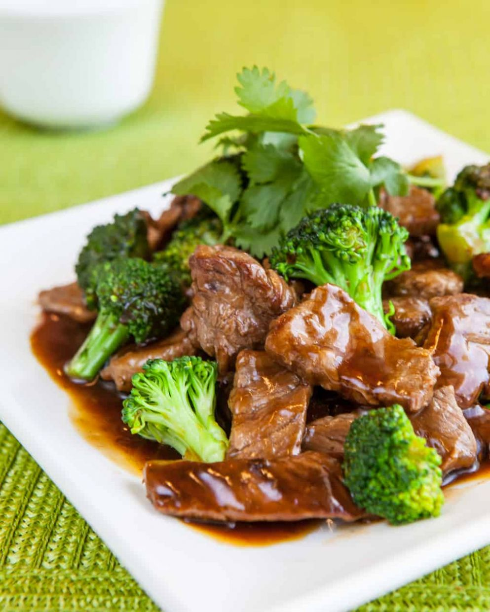 Chinese Broccoli Beef Recipe - Recipes Beef And Broccoli Chinese