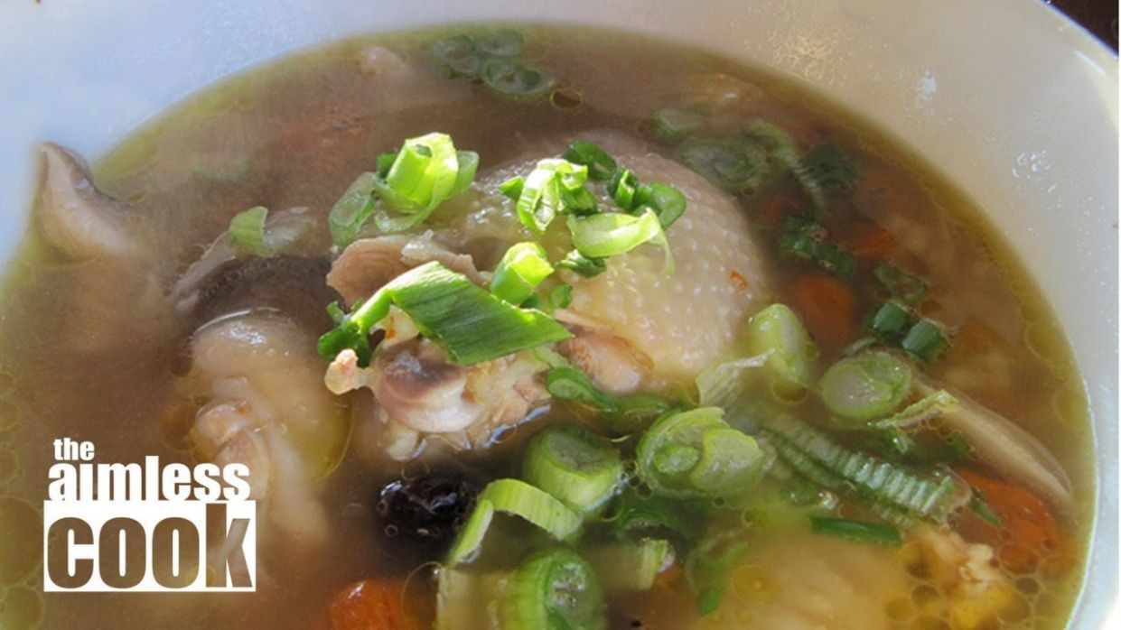Chinese Chicken Soup - Quick Soup Recipe - Soup Recipes On Youtube