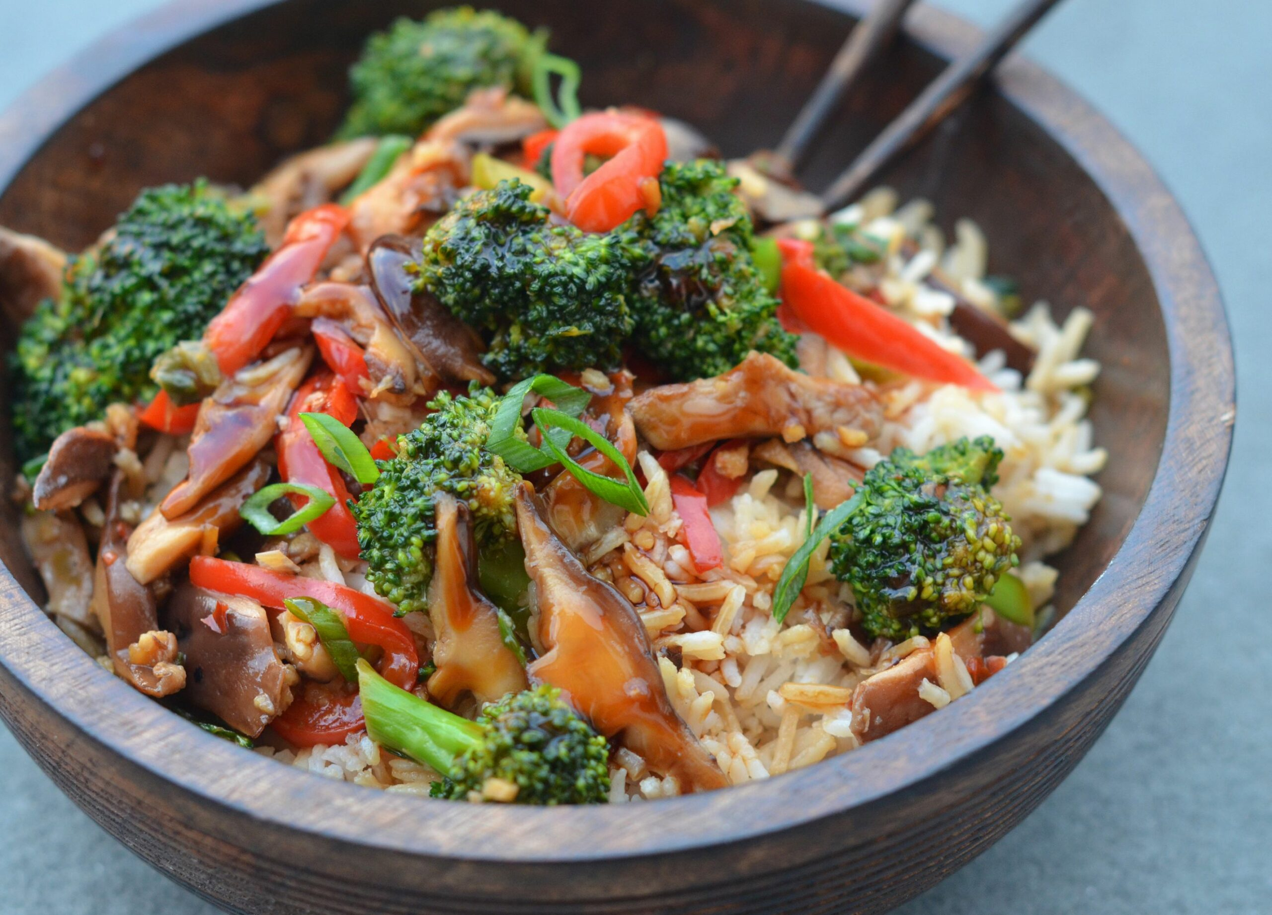 Chinese Vegetable Stir-Fry - Vegetable Recipes Chinese