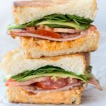 Chipotle Bacon Avocado Sandwich
