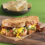 Chips And Guacamole Grilled Cheese – Sandwich Recipe Notes