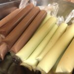 Chocolate And Avocado Ice Candy (Philippine Ice Pop) Ingredients ..